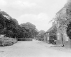 Old view of Church lane